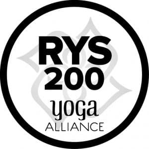 YogaFX Yoga Teacher Training RYS 200 Hours Bali RYS 200 Yoga Alliance Logo