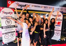YogaFX International Yoga Teacher Training Bali Graduation Day