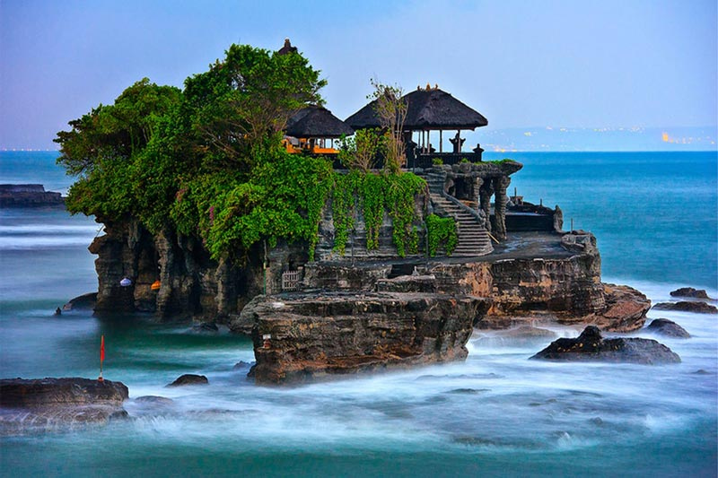 things to do in bali - tanah lot