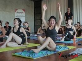 YogaFX Teacher Training