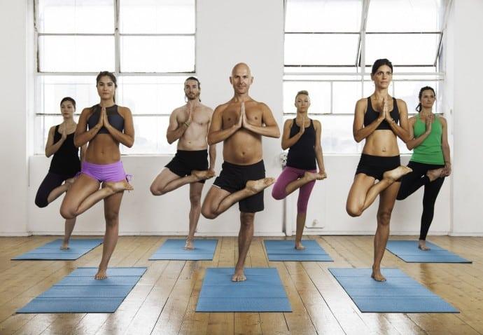 YogaFX Bikram Yoga 1