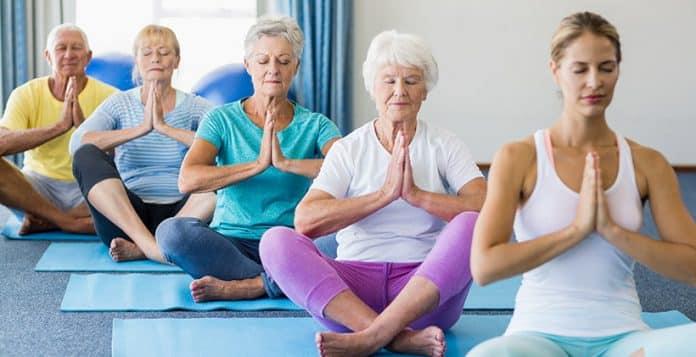 yoga pose for healing