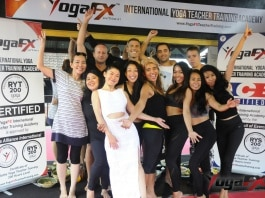 YogaFX International Yoga Teacher Training Bali RYT 200