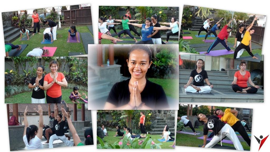 YogaFX International Yoga Teacher Training Academy Seminyak Bali RYS 200 Hours