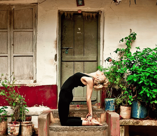 YogaFX Irena Bartolec