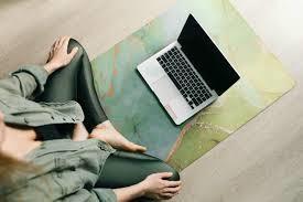 yoga online teaching