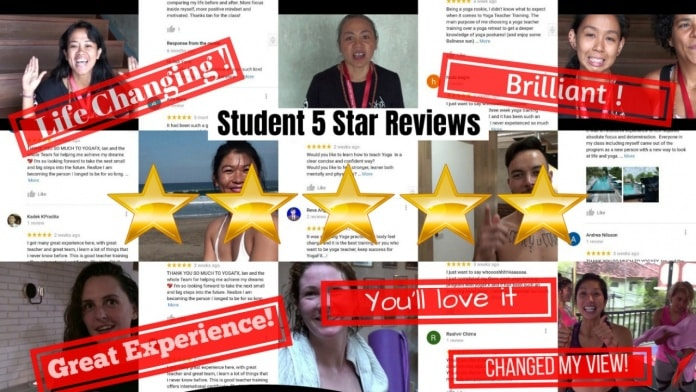 YogaFX Student 5 Star Reviews (1)