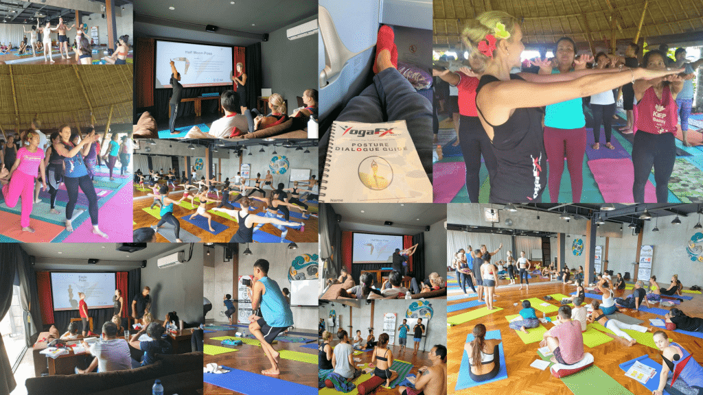yogafx london graduation