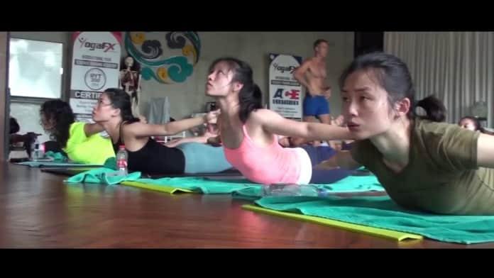 Yogafx Hatha Yoga
