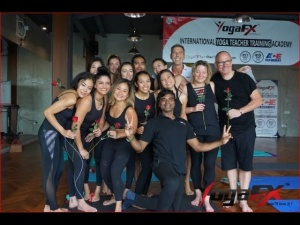 YogaFX Teacher Training