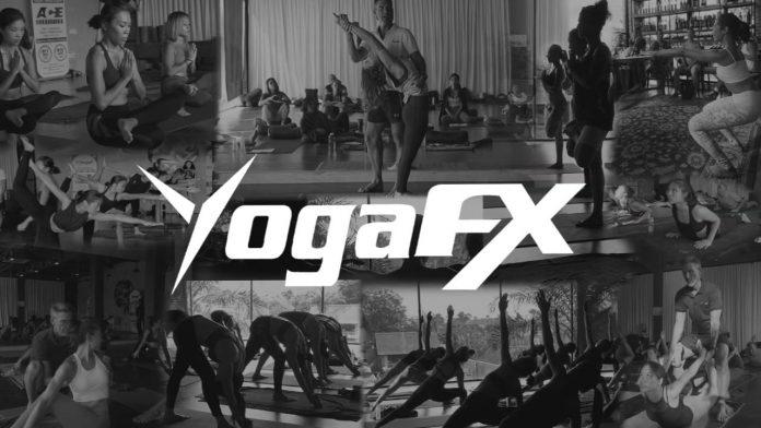 yogafx teacher training bali logo
