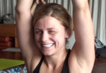 YogaFX Yoga Teacher training Bali Amanda 2