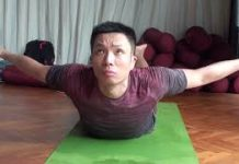 YogaFX Yoga Teacher training Bali Derrick