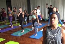 YogaFX Yoga Teacher training Bali Hoda