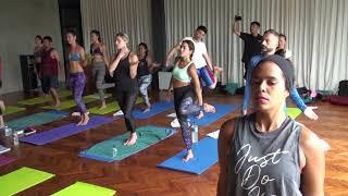 YogaFX Yoga Teacher training Bali Hoda