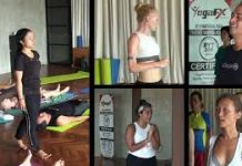 YogaFX Yoga Teacher training Bali Lisa