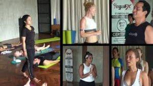 YogaFX Yoga Teacher training Bali Lisa
